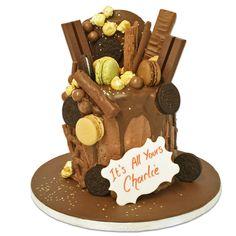 The Cake Store - Indulgence Chocolate Cake, £59.00 (https://www.thecakestore.co.uk/indulgence-chocolate-cake/)