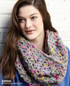 Shell Collection Cowl