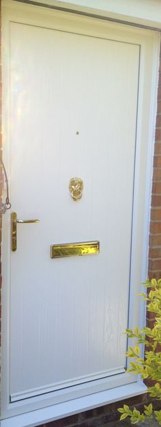 All Inclusive Composite Doors Green Doors, White Doors, Composite Door, Glass Panel Door, Black Windows, Front Door Colors, Side Panels, French Doors, Door Handles