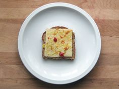 Pollock sandwich