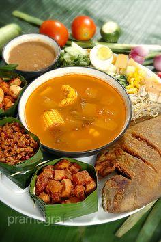 Sayur Asem, a genuine traditional Indonesian food. Photoworks by agungpramudito