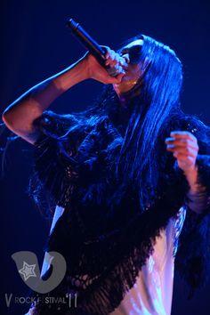 逹瑯 Tatsuro MUCC. V rock fest '11