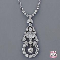 Edwardian Jewelry – Necklaces |