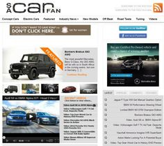 SA Car Fan brings you the latest motoring news daily, as promised. Its fresh news and down to earth reviews give its readership what they're looking for: honesty. Other updates introduce the newest car models on the market while their website video channel hosts an entertaining collection of motoring gems