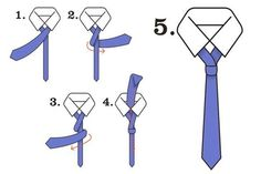 How to Tie a Tie - Life Hacks For High Schoolers | Teen Dayz