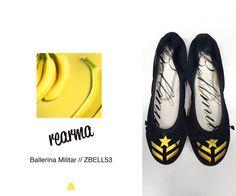 #REARMA #Verano16   Las clásicas Ballerinas con un toque diferente: ¡Nuevo must de media estación!  Descubrí las novedades de #REARMA #Verano16 también en #Bellmur Shoes: Una exclusiva selección de prendas de nuestras últimas colecciones 50% OFF.  ¡Te esperamos en nuestro local de Montevideo Shopping!