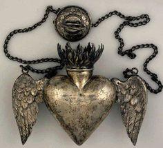 Anónimo novohispano Alegoría del Pneuma o Aliento divino Segunda mitad del siglo XVIII