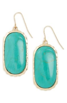 BP. Stone Drop Earrings available at #Nordstrom
