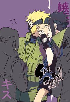 Naruto Uzumaki x Sasuke Uchiha Naruto Vs Sasuke, Anime Naruto, Naruto Comic, Naruto Cute, Naruto Shippuden Anime, Naruto Funny, Sasunaru, Madara Susanoo, Narusaku