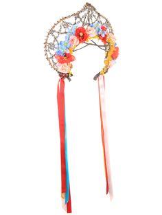 Rotation Dancewear - Russian Ballet Headpiece, $800.00 (http://www.rotationdancewear.com/russian-ballet-headpiece/)