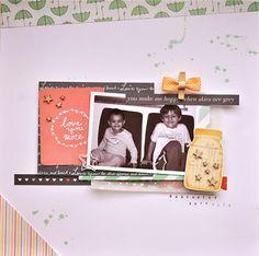 Life. Paper. Scrapbook. : November Colour Challenge - Carol
