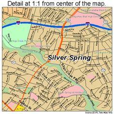 Sligo Creek near Silver Spring MD Cool Places Pinterest