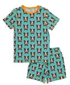 schlafanzug mit hunden bei heldenkind