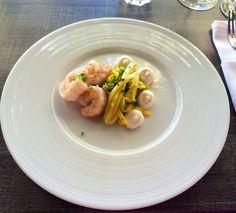 Shrimps at Töölönranta - reijosfood.com
