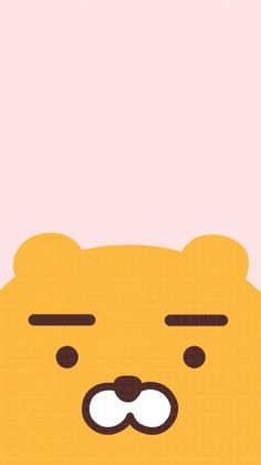 57 best kakao friends images in 2019 Soft Wallpaper, Bear Wallpaper, Kawaii Wallpaper, Mobile Wallpaper, Lock Screen Wallpaper, Wallpaper Backgrounds, Friends Image, Line Friends, Phone Wallpapers
