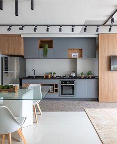 Home Decoration Bedroom .Home Decoration Bedroom Kitchen Design Open, Kitchen Cabinet Design, Interior Design Kitchen, Open Kitchen, Kitchen Sets, Home Decor Kitchen, Home Kitchens, Glass Kitchen, Interior Minimalista