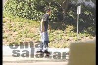 Vídeo top com o skatista profissional Omar Salazar, com vários patrocinios de peso como Nike SB, Independent, Spitfire, Bones e vários outros em 2007 ele iniciou a produção de sua própria linha de tênis de skate, vale a pena anda muito com 29 anos de idade esta no seu algi.