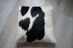 Kussens van koeienhuid Nr 25