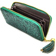 Billetera de Mujer Platanitos lm1609 Turquesa | platanitos.com