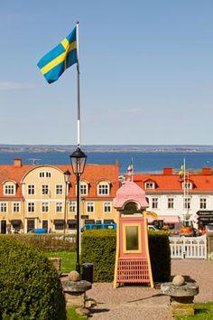 Gränna and Visingsö, Småland