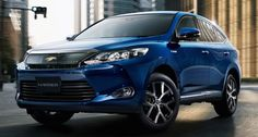 Toyota Harrier Premium 'Style Ash' editions for Japan | Toyota of Hollywood