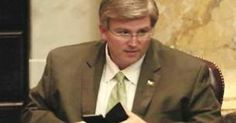 Arkansas State Rep. Justin Harris, who adopted two girls before giving them away to a former employee at his day care who sexually abused one of the girls, is definitely one to trust with the safet...