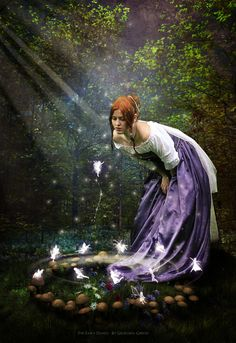 The Fairy Dance by Georgina-Gibson on deviantART