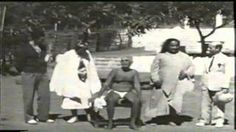 Ramana Maharshi, Swami Yogananda & Paul Brunton, via YouTube.