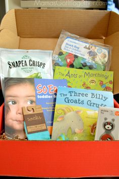 21 Month Bluum Box Review- September 2014 ...subscription box for mama & baby customized by age & gender!