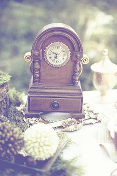 L'horloge de la La Belle et la Bête Disney