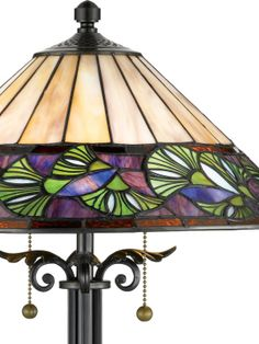 I have always liked stained glass fixtures