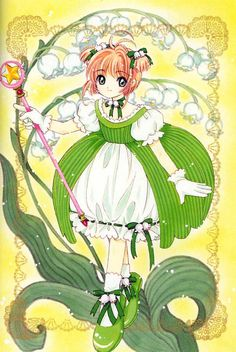 Sakura Card Captor. Clamp