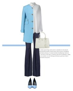 """""""Emilio"""" by anja-173 ❤ liked on Polyvore featuring Victoria Beckham, Emilio Pucci, Yves Saint Laurent and Prada"""