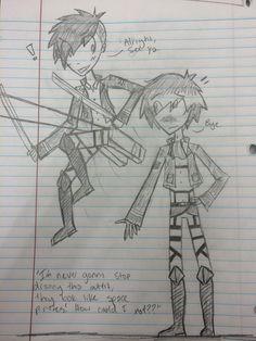 AOT sketches