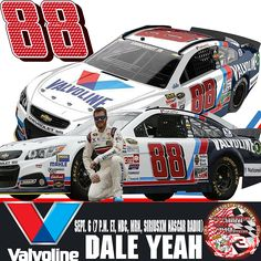 hope everyone enjoys this awesome wallpaper i created for the dale earnhardt jr thowback paint scheme of valvoline for cale:) hope you all enjoy and love this new picture i done :)  Black lightning