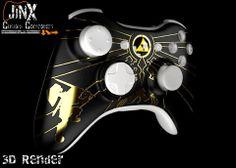 LoZ Xbox controller