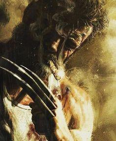 Wolverine Movie, Fan Page, Geek Stuff, Comics, Painting, Instagram, Art, Geek Things, Art Background