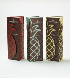 packaging / Honolulu Cookie Company