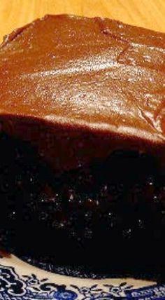 That Old Black Magic Cake