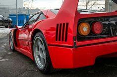 ZR Auto stunning Ferrari F40