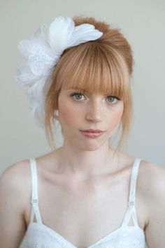 Strawberry blonde/this hair color