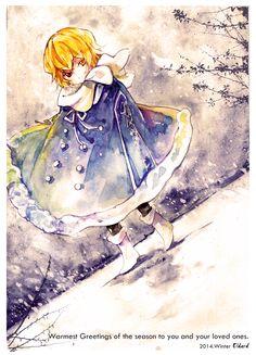 VIncent Nightray   Pandora Hearts