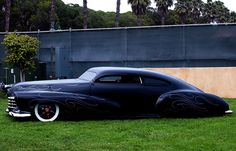 1949 Caddy - wow