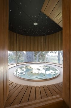 Breathtaking Luxury Hot Tub Ideas to Inspire You Jacuzzi, Modern Hot Tubs, Hot Tub Surround, Sauna Design, Spa Tub, Home Spa, Luxury Homes, Architecture Design, House Design