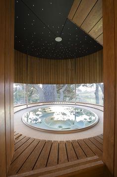 THE LODGE by Jamie Falla Architecture