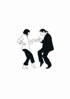 movie posters minimalist Excited to share this item from my shop: Pulp Fiction Dancing Movie Poster Art Print Mia And Vincent Iconic Size Mounted and Backed Christmas Gift Him Her Pulp Fiction Tattoo, Arte Pulp Fiction, Tarantino Pulp Fiction, Marvel Movie Posters, Disney Movie Posters, Movie Poster Art, Cool Movie Posters, Poster Drawing, Gig Poster