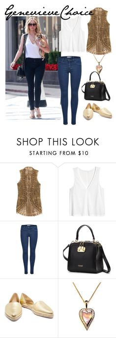 """""""Jennifer Lawrence"""" by genevieve-choice ❤ liked on Polyvore featuring Michael Kors"""