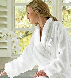 This Mother's Day, give the gift of comfort with our Resort Robe.