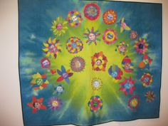 Festival of Quilts YQ competition entry