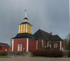 Karvian kirkko
